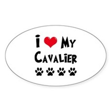 Cavalier King Charles Decal