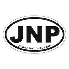 Jasper National Park Decal