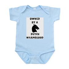 Dutch Warmblood Infant Creeper