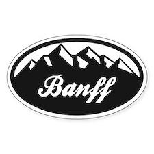 Banff Natl Park Decal