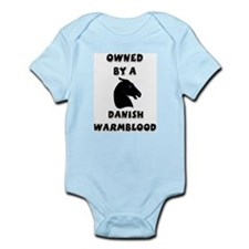 Danish Warmblood Infant Creeper
