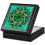 CELTIC KNOTWORK Keepsake Box