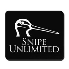 Snipe Unlimited Mousepad