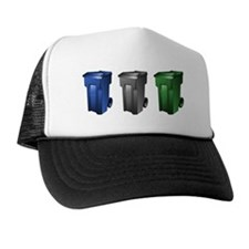 Unique Garbage Trucker Hat
