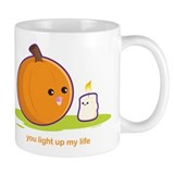 You Light Up My Life Small Mug