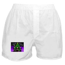 Catholic Nuns Christmas Boxer Shorts