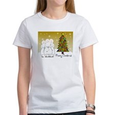 Catholic Nuns Christmas Tee