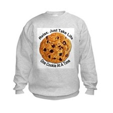 """One Cookie"" Sweatshirt"