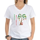 Holiday Palm Tree Shirt