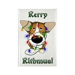 Corgi - Rerry Rithmus Rectangle Magnet (10 pack)