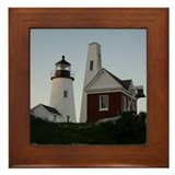 Pemaquid Framed Tile