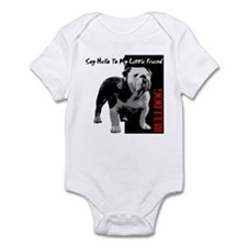 Say Hello To My Little Friend Infant Bodysuit