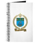 PELLERIN Family Crest Journal