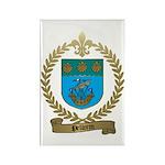 PELLERIN Family Crest Rectangle Magnet (10 pack)