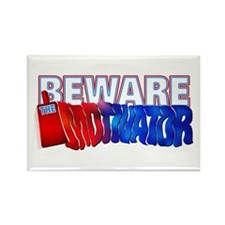 Motivator Rectangle Magnet (100 pack)