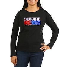 Motivator Women's Long Sleeve Dark T-Shirt