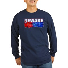 Motivator Long Sleeve Dark T-Shirt