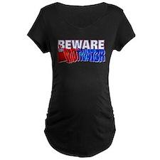 Motivator Maternity Dark T-Shirt