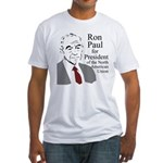 Ron Paul for President of the NAU shirt