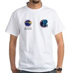 Enterprise Captain's Jersey White T-Shirt