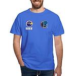 Enterprise Captain's Jersey Dark T-Shirt