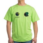 Enterprise Captain's Jersey Green T-Shirt