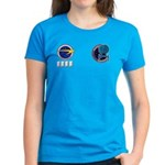 Enterprise Captain's Jersey Women's Dark T-Shirt