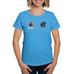 Enterprise Captain's Jersey Women's Dark T-Shirt