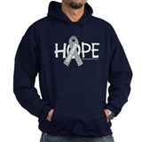 Brain Cancer Hope Hoody