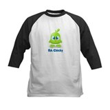 RA Chicks Cute Lime Green Chi Tee