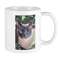 Siamese Cat Taza