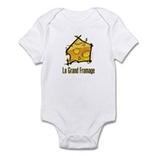 Unique Supervisor Infant Bodysuit