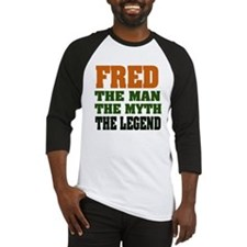 FRED - The Legend Baseball Jersey