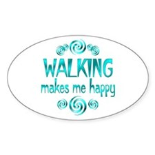 Walking Decal