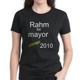 Mayor rahm emanuel Tee