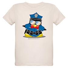 Police Penguin T-Shirt