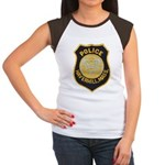 Haverhill Mass Police Women's Cap Sleeve T-Shirt