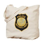 Haverhill Mass Police Tote Bag