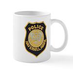 Haverhill Mass Police Mug
