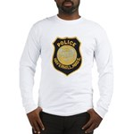 Haverhill Mass Police Long Sleeve T-Shirt