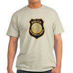 Haverhill Mass Police Light T-Shirt
