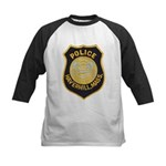 Haverhill Mass Police Kids Baseball Jersey
