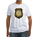 Haverhill Mass Police Fitted T-Shirt