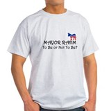 Mayor emanuel T-Shirt