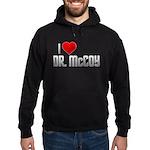 I Heart Dr. McCoy Hoodie (dark)