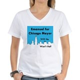 Mayor emanuel Shirt