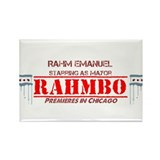 Cute Emmanuel Rectangle Magnet (100 pack)