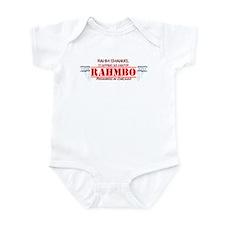 Cute Rahm Infant Bodysuit
