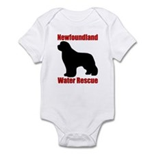 Water Rescue with Silhouette Infant Bodysuit