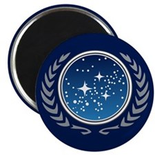 Federation of Planets Magnet